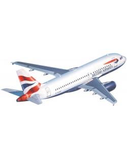 Сглобяем модел на самолет Revell - Airbus A 319 (04215)