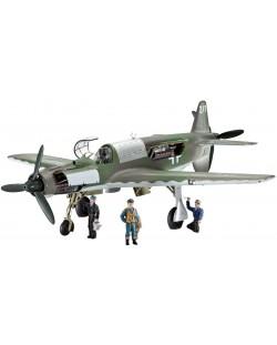 Сглобяем модел на военен самолет Revell - Dornier Do 335 PFEIL (04686)