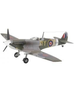 Сглобяем модел на военен самолет Revell - Spitfire Mk.V (04164)