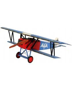 Сглобяем модел на военен самолет Revell - Fokker D VII (04194)