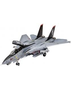 Сглобяем модел на изтребител-прехващач Revell - F-14D Super Tomcat (04049)