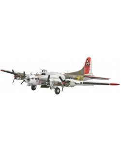 Сглобяем модел на военен самолет Revell - B-17G Flying Fortress (04283)