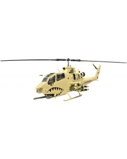 Сглобяем модел на военен хеликоптер Revell - Bell AH-1F Cobra (04646)