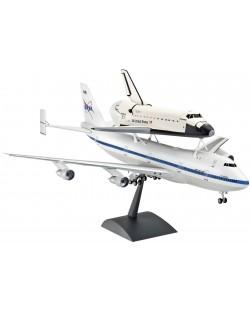 Сглобяем модел на самолет Revell - Boeing 747 SCA & Space Shuttle (04863)