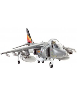 Сглобяем модел на изтребител Revell - BAe Harrier GR Mk.7 (04280)