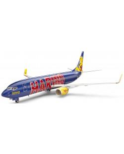 Сглобяем модел на самолет Revell -Boeing 737 Haribo GoldbAIR (04268)