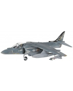 Сглобяем модел на военен самолет Revell - AV-8B Harrier II plus (04038)