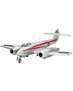 Сглобяем модел на военен самолет Revell Gloster - Meteor Mk.4 (04658)