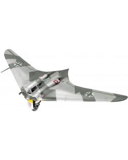 Сглобяем модел на военен самолет Revell - Horten Go-229 (04312)