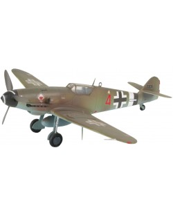 Сглобяем модел на военен самолет Revell - Messerschmitt Bf 109 G-10 (04160)