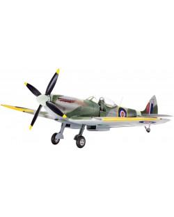 Сглобяем модел на военен самолет Revell - Spitfire Mk.XVI (04661)