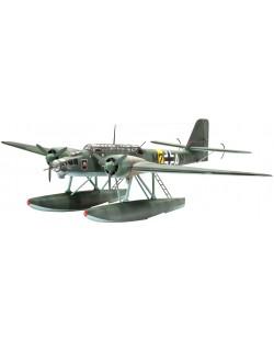 Сглобяем модел на военен самолет Revell - Heinkel He 115 B/C Seaplane (04276)
