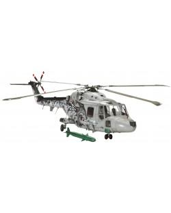 Сглобяем модел на военен хеликоптер Revell Westland - LYNX HAS.3 (04837)