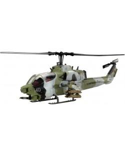 Сглобяем модел на хеликоптер Revell - AH-1W Super Cobra (04415)