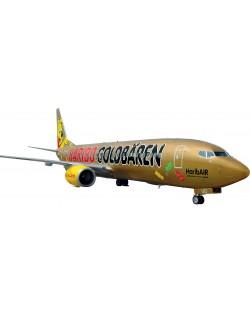 Сглобяем модел на самолет Revell - Boeing 737-800 TUIfly Haribo (04271)