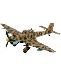Сглобяем модел на военен самолет Revell Junkers - Ju 87 B-2 / R-2 Stuka (04620)