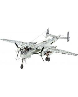 Сглобяем модел на военен самолет Revell Heinkel - He219 A-7/A-5/A-2 late UHU (04666)