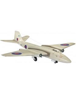 Сглобяем модел на военен самолет Revell - Canberra PR.9 (04281)