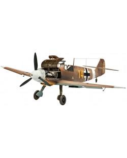 Сглобяем модел на военен самолет Revell Messerschmitt - Bf109 F-2/4 (04656)