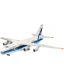 Сглобяем модел на самолет Revell - Antonov An-124 Ruslan (04221)
