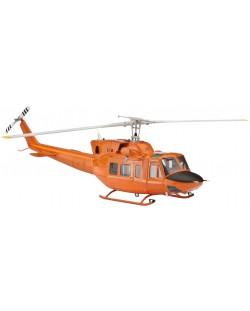 Сглобяем модел на хеликоптер Revell - Bell AB 212 / UH-1N (04654)