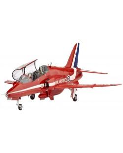 Сглобяем модел на военен самолет Revell - BАЕ Hawk Red Arrows (04284)