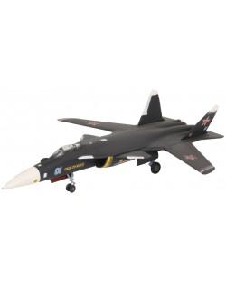 Сглобяем модел на военен самолет Revell - Suchoj S-37 Berkut (04000)