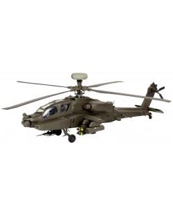 Сглобяем модел на хеликоптер Revell - AH-64D Longbow Apache/WAH-64D (04420)