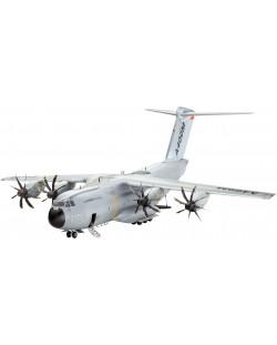 Сглобяем модел на военен самолет Revell - Airbus A400 M Grizzly (04800)