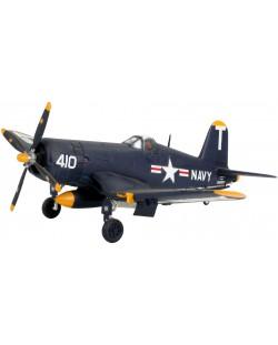 Сглобяем модел на военен самолет Revell - F4U-5 Corsair (04143)