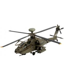 Сглобяем модел на хеликоптер Revell - AH-64D Longbow Apache (04046)