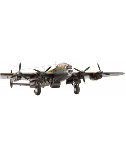 Сглобяем модел на военен самолет Revell - Avro Lancaster DAMBUSTERS (04295)