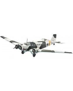 Сглобяем модел на военен самолет Revell Junkers - Ju52/3m (04843)