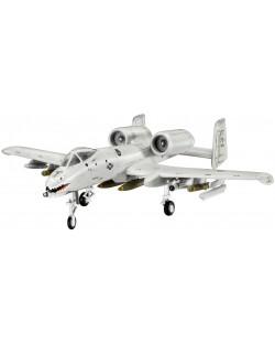 Сглобяем модел на военен самолет Revell - A-10 Thunderbolt II (04054)