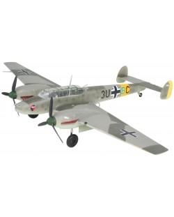 Сглобяем модел на военен самолет Revell - Messerschmitt Bf 110 E-1 (04341)