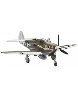 Сглобяем модел на военен самолет Revell - P-39D Airacobra (04868)