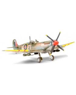 Сглобяем модел на военен самолет Revell - Supermarine SPITFIRE Mk.IX/XVI (04554)