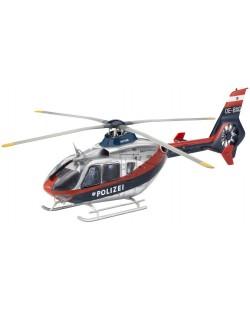 Сглобяем модел на полицейски хеликоптер Revell Eurocopter - EC-135 Österr.Polizei / Bundespolizei (04649)
