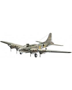"Сглобяем модел на военен самолет Revell - B-17F ""Memphis Belle"" (04279)"