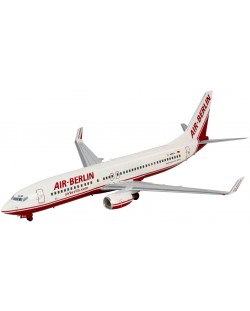Сглобяем модел на самолет Revell - Boeing 737-800 AIR BERLIN & Winglets (04202)
