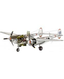 Сглобяем модел на военен самолет Revell - Lockheed P-38 L/M LIGHTNING (04293)