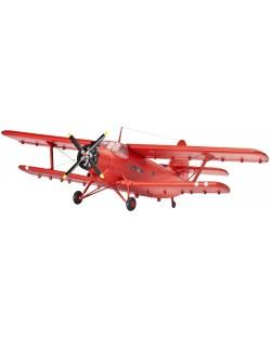 Сглобяем модел на самолет Revell Antonov - An-2 Colt (04667)