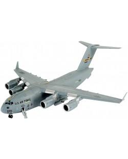 Сглобяем модел на военен самолет Revell - C-17 Qatar/RAF (04674)