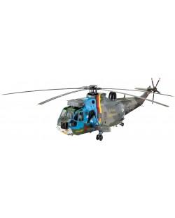 Сглобяем модел на военен хеликоптер Revell Westland - Sea King Mk.41 (45 years SAR) (04899)