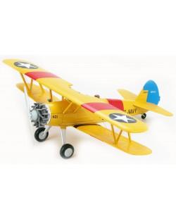 Сглобяем модел на самолет Revell - Stearman KAYDET (04676)