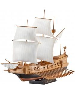 Сглобяем модел на кораб Revell - Spanish Galleon (05899)