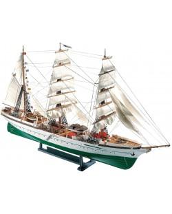 Сглобяем модел на кораб Revell - Gorch Fock (05412)