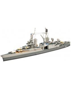 Сглобяем модел на военен кораб Revell - U.S.S. Indianapolis (CA-35) (05111)