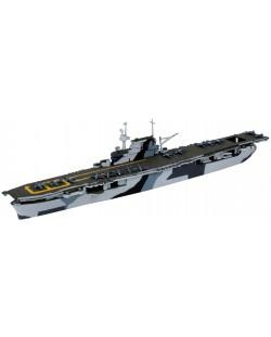 Сглобяем модел на военен кораб Revell - U.S.S. Enterprise (05801)