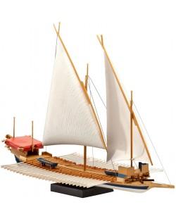 Сглобяем модел на кораб Revell - La Reale (05897)